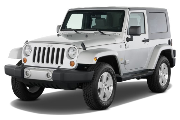 4×4 | Jeep Wrangler (Hard Top)