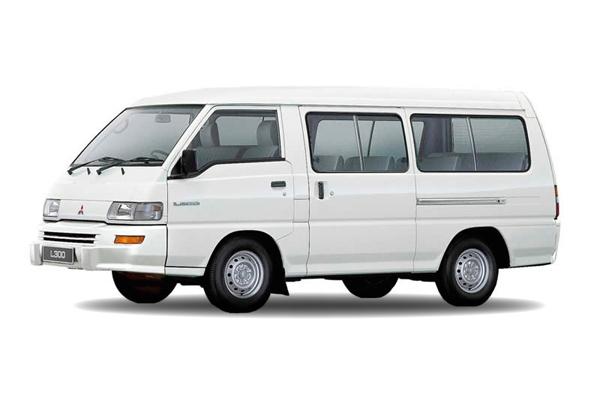 Minivan | Mitsubishi L300 (Manual) | Amigo Car Rental Aruba