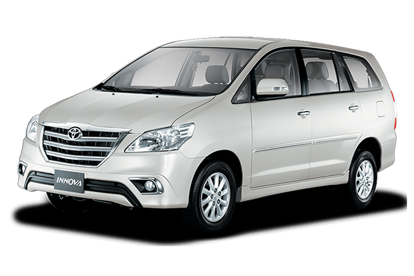 Minivan | Toyota Innova | Amigo Car Rental Aruba